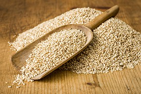 Sesame Seeds With Scoop