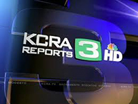 KCRA Channel 3, Sacremento, California